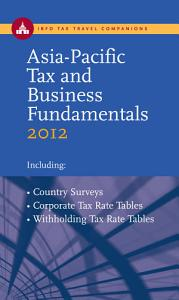 Asia Pacific Tax and Business Fundamentals 2012 PDF