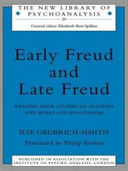 Early Freud And Late Freud Book PDF