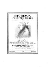 Etchings from the works of Richard Wilson, with some memoirs of his life. By T. Hastings