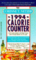 The Corinne T  Netzer 1994 Calorie Counter PDF