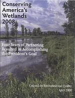 Conserving America's Wetlands 2008