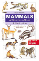 Smithers  Mammals of Southern Africa PDF