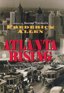 Atlanta Rising Book