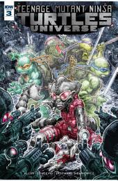 Teenage Mutant Ninja Turtles Universe #3