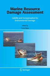 Marine Resource Damage Assessment Book PDF