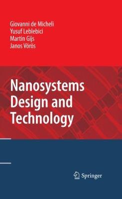 Nanosystems Design and Technology PDF