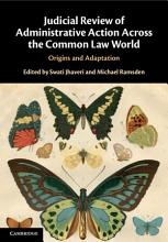 Judicial Review of Administrative Action Across the Common Law World PDF