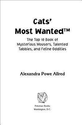 Cats  Most Wanted