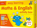 Age 3-5 Easy Learning Activity Box