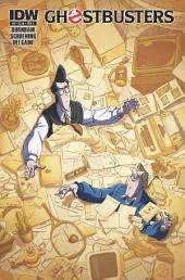 Ghostbusters (2013-) #6