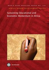 Sustaining Educational and Economic Momentum in Africa