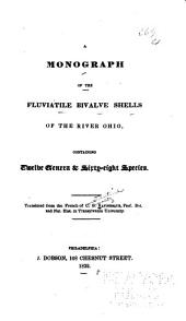 A Monograph of the Fluviatile Bivalve Shells of the River Ohio