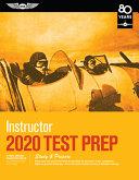 Instructor Test Prep 2020