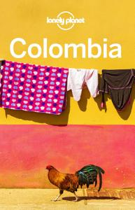 Lonely Planet Colombia Book