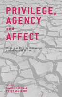 Privilege  Agency and Affect PDF