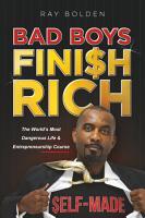Bad Boys Finish Rich PDF