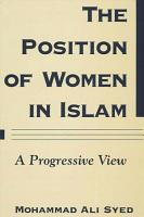 Position of Women in Islam  The PDF