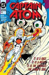 Captain Atom (1986-) #43