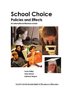 School Choice Book