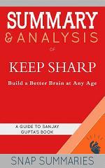 Summary & Analysis of Keep Sharp