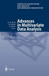 Advances in Multivariate Data Analysis: Proceedings of the Meeting of the Classification and Data Analysis Group (CLADAG) of the Italian Statistical Society, University of Palermo, July 5–6, 2001