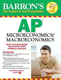 AP Microeconomics Macroeconomics  5th edition Book