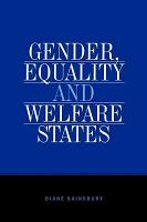 Gender  Equality and Welfare States PDF