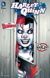 Harley Quinn (2013-) #21
