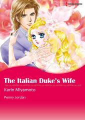 The Italian Duke's Wife: Harlequin Comics