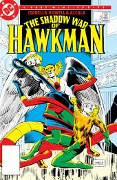 The Shadow War of Hawkman (1985-) #3