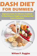 Dash Diet For Dummies PDF