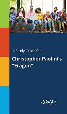A study guide for Christopher Paolini s  Eragon  PDF