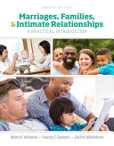 Marriages Families And Intimate Relationships Book A La Carte Edition