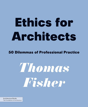 Ethics for Architects PDF