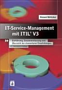 IT Service Management mit ITIL V3 PDF