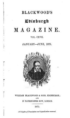 Blackwood s Magazine PDF