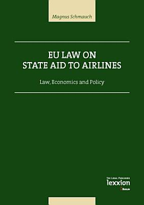 EU Law on State Aid on Airlines PDF