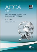 ACCA Diploma in International Financial Reporting  for Exams in 2012 PDF