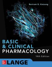 Basic and Clinical Pharmacology 14th Edition: Edition 14