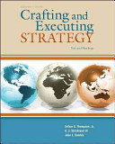 Crafting   Executing Strategy  Text and Readings
