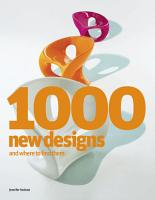 1000 New Designs and Where to Find Them PDF