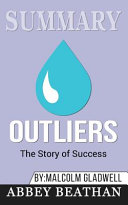 Summary of Outliers Book