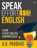 Speak Effortless English PDF