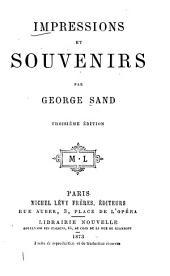 Impressions et souvenirs: Volume79