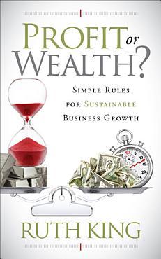 Profit or Wealth  PDF