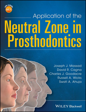 Application of the Neutral Zone in Prosthodontics PDF
