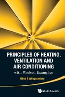 Principles of Heating  Ventilation and Air Conditioning with Worked Examples PDF