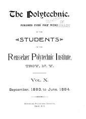 The Polytechnic: Volume 10
