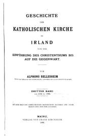 Geschichte der katholischen Kirche in Irland: Von 1690 bis 1890