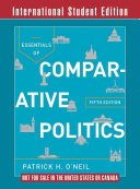 Essentials of Comparative Politics  Fifth International Student Edition  with Cases In    Comparative Politics  Fifth Edition
